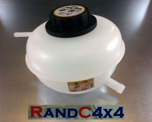 PCF000012 Land Rover Freelander Coolant Expansion Bottle Tank with Pressure Cap
