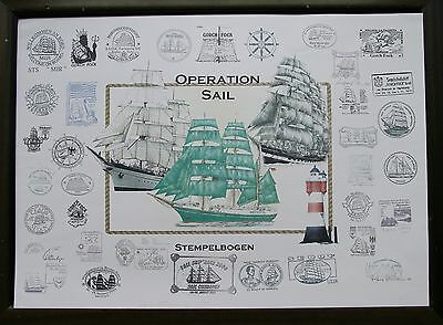 AnpassungsfäHig Alexander Von Humboldt Gorch Fock Kruzenstern Sail Leuchtturm Rotersand Marine Seien Sie In Geldangelegenheiten Schlau