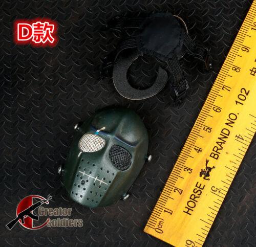 1//6 Loading Toys HotMasks Mask set D version