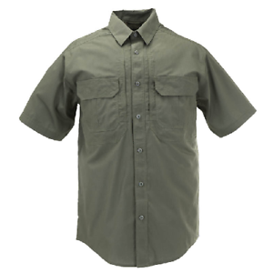 5.11 Tactical Taclite Pro Short Sleeve Shirt Men's 3XL TDU Green 71175 190