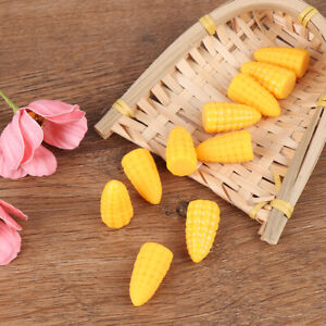 5x-1-6-1-12-Miniature-food-mini-candy-corn-for-dollhouse-kitchen-toys-SC-XF