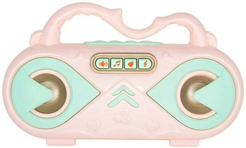 MINI TOY MUSIC PLAYER FOR KIDS