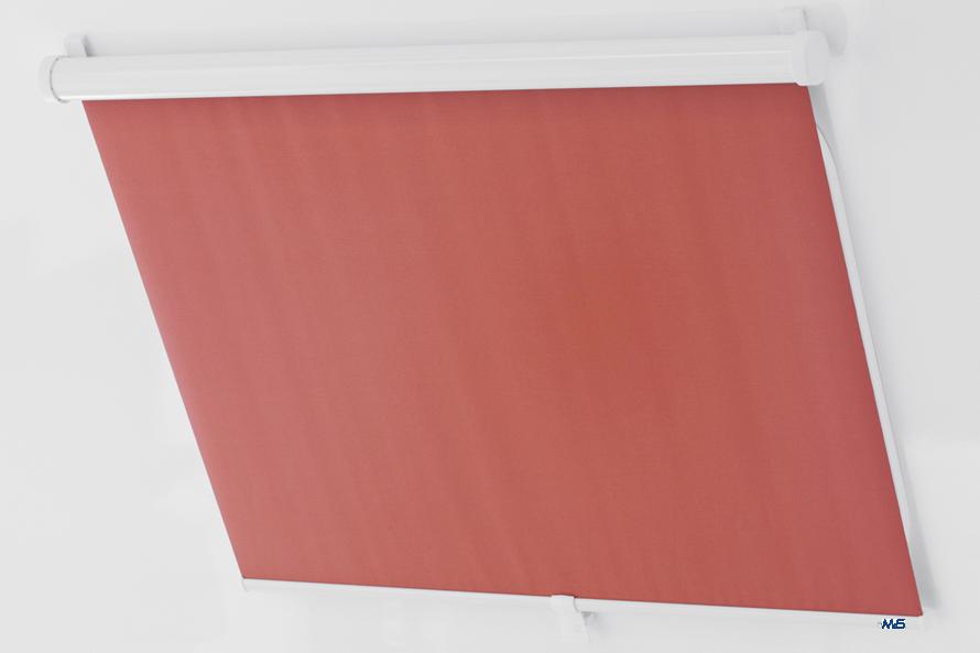 Yachtfenster Rollo für Stiefele Sonnenrollo Fensterrollo Dachrollo mit Kassette