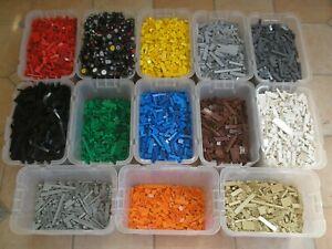 LEGO Vrac 0,5 Kg / Couleur au choix / 0,5 kilo / Qualité 1er choix