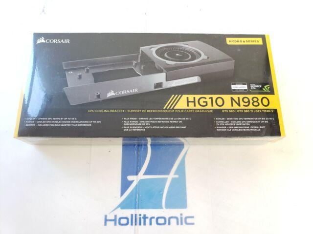 Consair Hydro Series HG10 N980 GPU Cooling Bracket