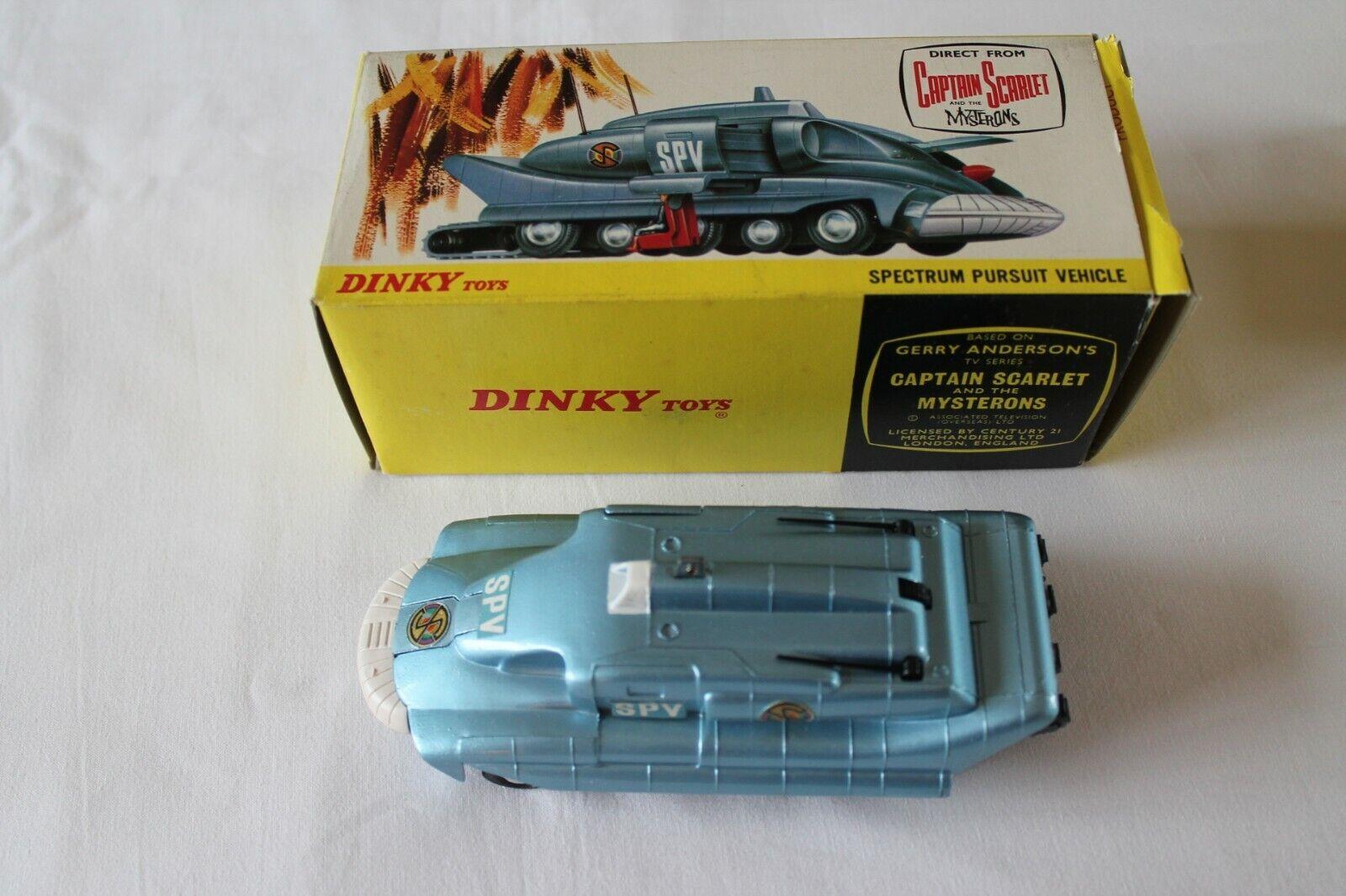 DINKY giocattoli 104 SPECTRUM Inseguimento Veicolo 1st Versione