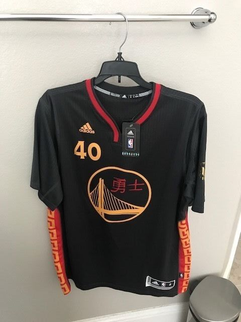 3fb7c3398a56 Golden State Warriors adidas Klay Thompson  11 Chinese Year Jersey XL for  sale online