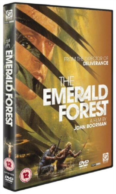 The Emerald Forest (Powers Boothe A Film by John Boorman) Region 2 DVD)