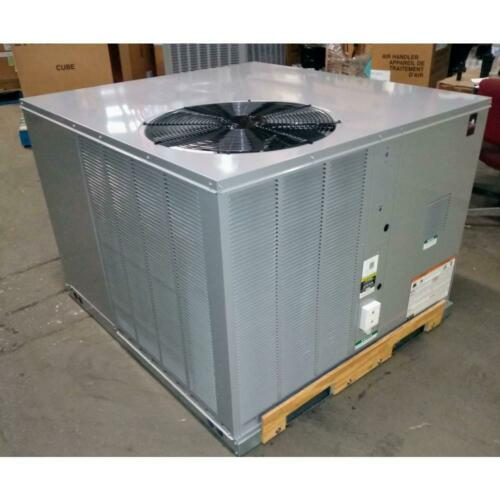 THERMAL ZONE TZGE-330JL080A 2-1//2 TON CONVERTIBLE ROOFTOP GAS//ELEC PACKAGE UNIT