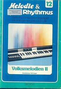Melodie & Rhythmus Nr. 12 - Volksmelodien II