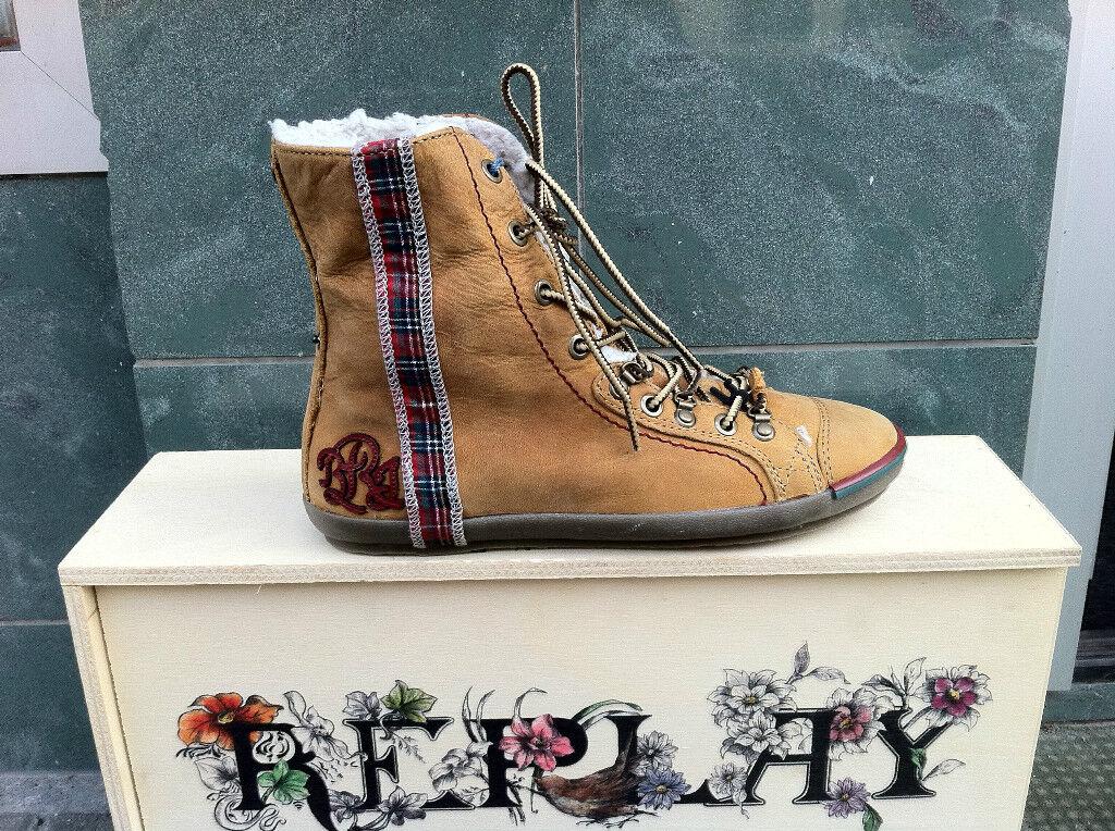 Replay Damenschuhe Sneaker Schuhe Schuhes Schuhes Schuhe NEU 4ab18e