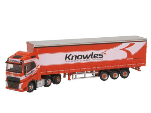 Oxford nvol 4003-camion volvo fh4 Curtainside Knowles-PISTE N-Neuf