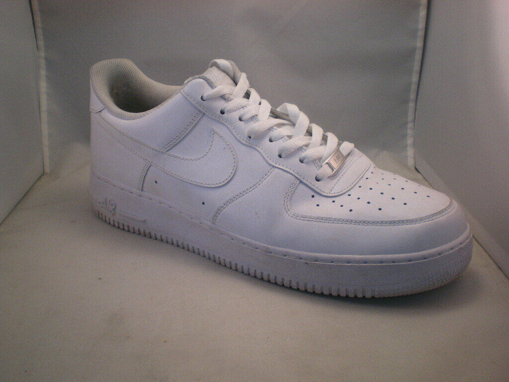 Nike Air Force One Basketball or Casual shoes Sneakers WW Men size 13