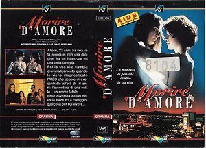 MORIRE-D-039-AMORE-1992-vhs-ex-noleggio
