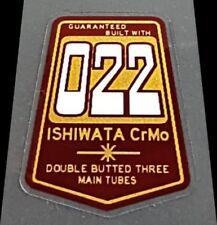 sku Ishi801 Ishiwata 017 Frame Decal
