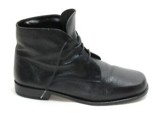 Blogger Hipster Bottines à Lacet Boyfriend Classic Vintage Chaussures à 37