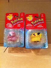 POKEMON - PULL BACKS - Pikachu and Mew