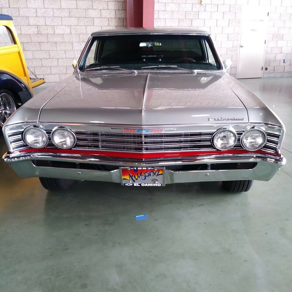Chevrolet El Camino, 5,7 V8 350cui., Benzin