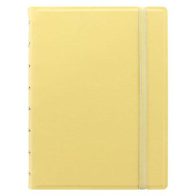 Filofax - A5 Pastelli Notebook Limone Ricaricabile