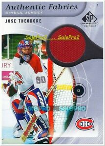 UD-SP-GAME-USED-SPGU-2005-JOSE-THEODORE-NHL-MONTREAL-CANADIENS-GAME-JERSEY-AFTH