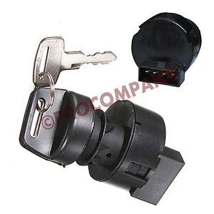 Ignition Switch Key Polaris SPORTSMAN 400 500 600 2004 TRAIL BLAZER 2002
