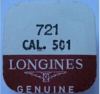 Watch Part 721 Balance Wheel Longines 501 Sealed