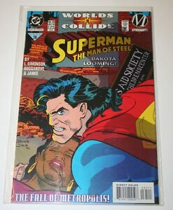 Superman-The-Man-of-Steel-Comics-Issue-35-July-1994