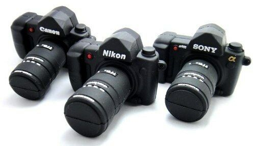 Pendrive camara pencil usb flash drive 8-16-32-64 GB camera sony nikon canon photo