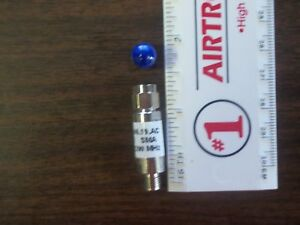 Huber-Suhner-Attenuator-6606-19-AC-SMA-6-dB-DC-2-2GHz