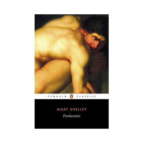 Frankenstein by Mary Wollstonecraft Shelley, Maurice Hindle