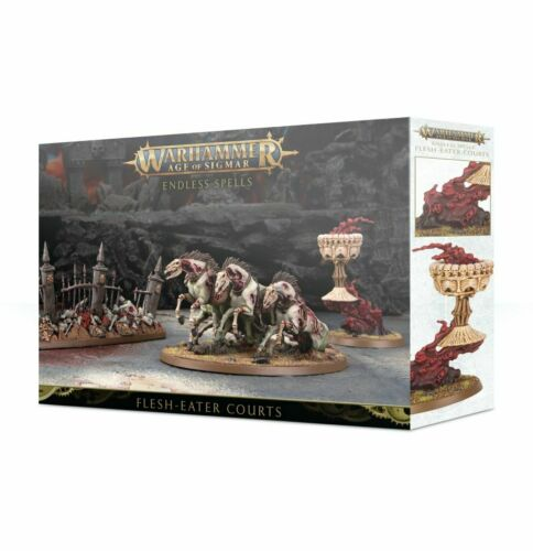 Endless Spells Flesh-Eater Courts GW 91-39 NIB Warhammer Age of Sigmar