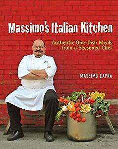 Massimo's Italian Kitchen : Authentic One-Dish Meals from a Seaso