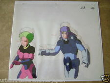 ROBOTECH MOSPEADA YELLOW BELMONT ANIME PRODUCTION CEL 3