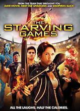Starving Games DVD