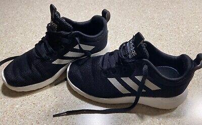 Adidas Girls Tennis Shoes Size 11 Worn