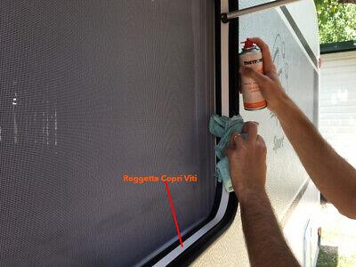 14452 REGGETTA Guarnizione copri viti  guarnizione finestra camper 26mm PP