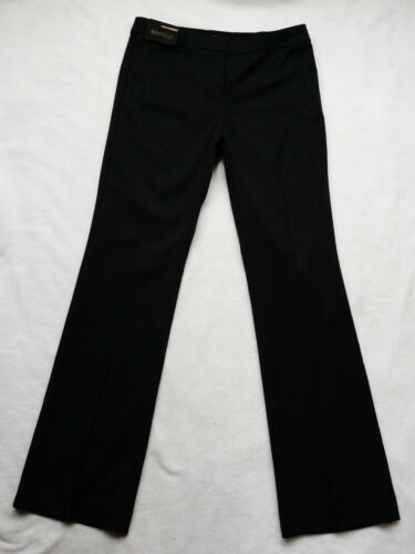BNWT NEXT  Work office black bootcut leg office smart work trousers stretch R//L