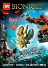 Lego Bionicle: Quest for the Masks of Power by Ameet Studio (Firm) (Mixed media product, 2015)