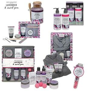 Body-Collection-Ladies-Toiletry-Bath-amp-Body-Gift-Sets-for-Women-Xmas-Birthday