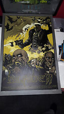 Blade 2 - Limited Edition Screen Print by Mike Sutfin Mondo