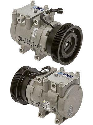 AC A//C Compressor FITS 2003 2004 2005 2006 2007 2008 Fit Hyundai Tiburon 2.7L V6