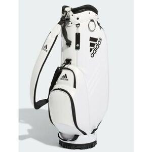 café Ciencias Sociales salado  Adidas Golf Bolsa Bolsa De Golf Club básica caddie blanco 5-Divisor De 9  pulgadas CL6718   eBay