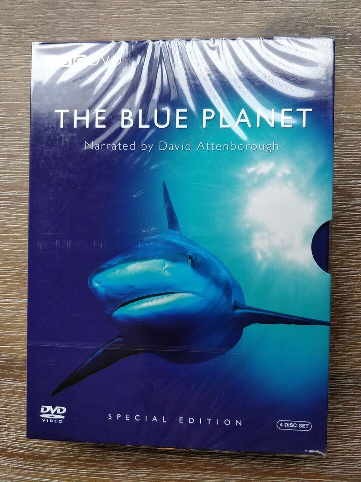 The Blues Planet, DVD, dokumentar
