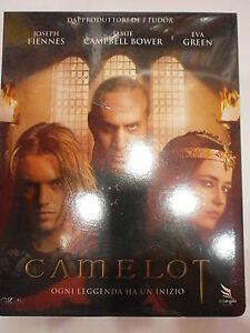 CAMELOT-FILM-IN-BLU-RAY-STAGIONE-COMPLETA-3-DISCHI-COMPRO-FUMETTI-SHOP