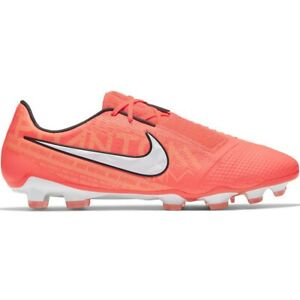 Chaussures de football Nike Phantom Venom Elite M Fg AO7540 810 orange orange