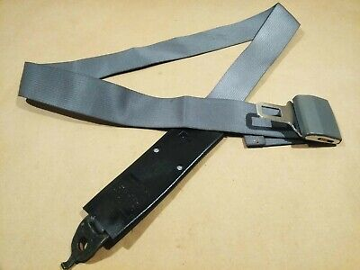 2002-2005 Dodge Ram DRIVER Seat Belt Buckle Latch Receiver Safety Harness Clasp