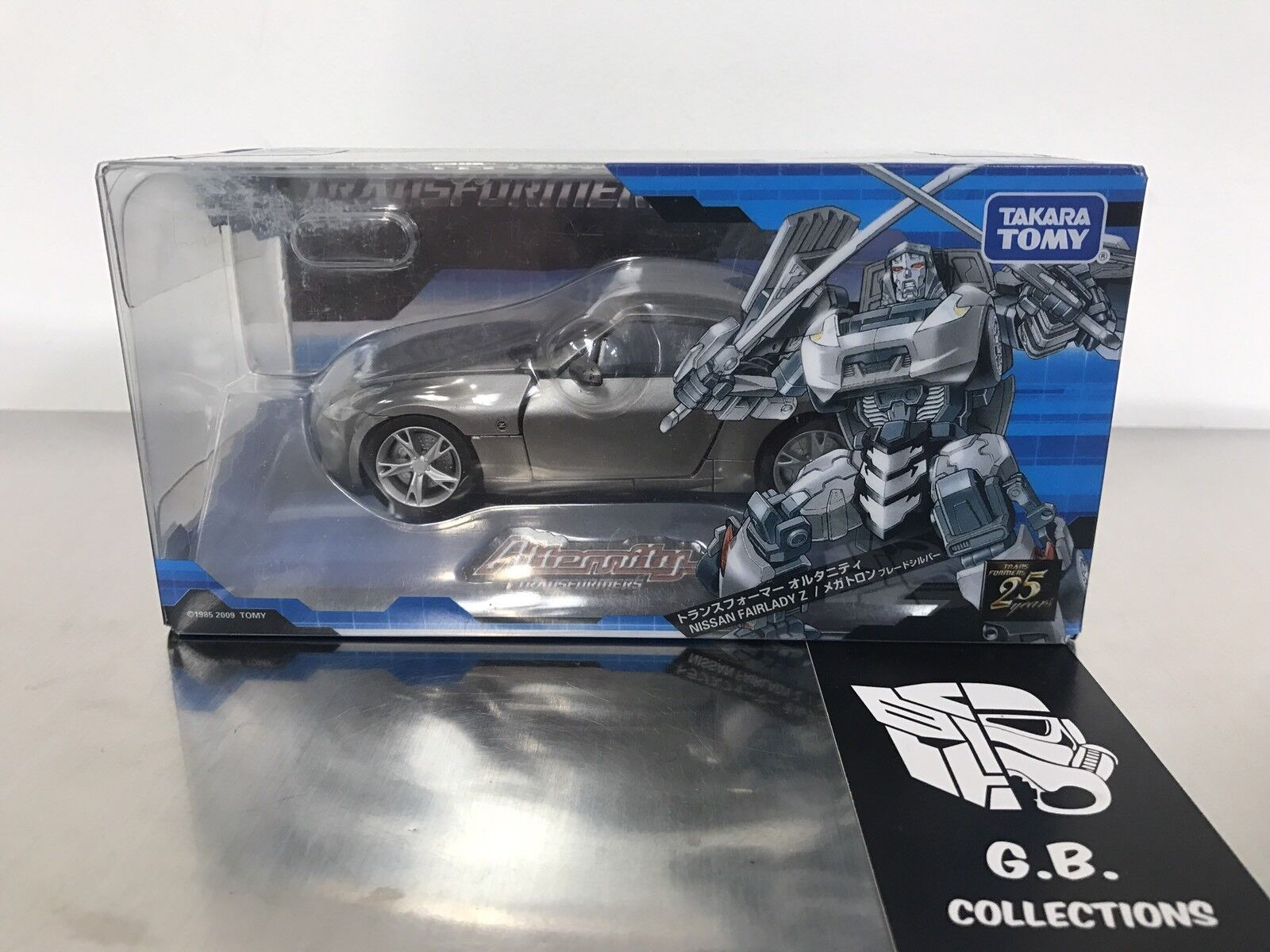 Transformers Takara Alternity A-02 Nissan Fairlady 2 Megatron New Sealed