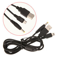 4ft Fast Charger Charging DC USB Cable Lead Cord for SONY PSP 3000 2000 1000 NEW