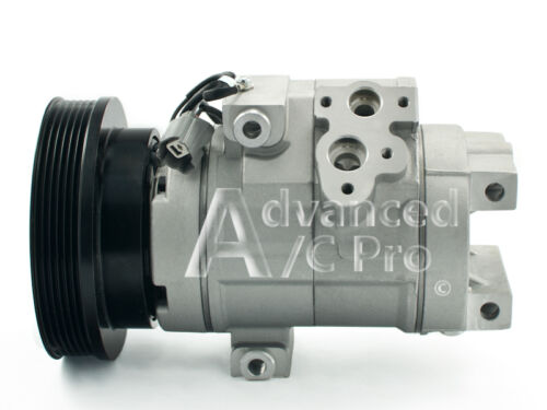 1999 2000 2001 2002 2003 2004 Honda Odyssey V6 3.5L New AC A//C Compressor Fits