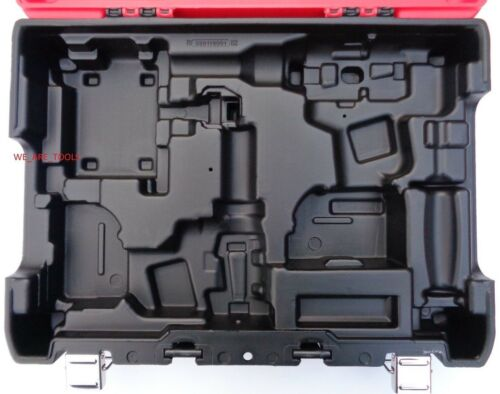 New Milwaukee 18V COMBO Case For Drill /& Impact 2704-20 2753-20 2704-22 2753-22